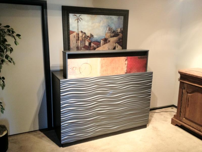 Matukewicz Furniture Tv Lift Cabinets, Tv Lift Furniture